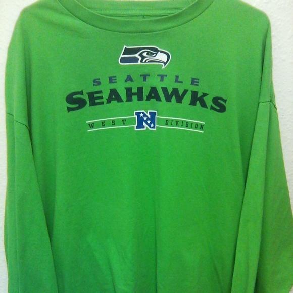 9b61ed41 NFL Seattle Seahawks Men's Long Sleeve